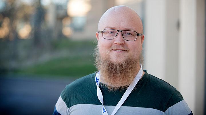 Roger Engman på Maxa livet-konferensen