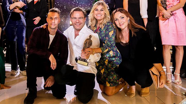 Vinnare av årets scenshow på Barncancergalan - Det svenska humorpriset