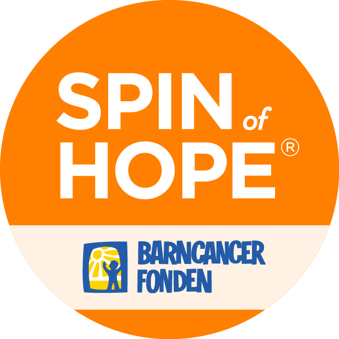 Spin of Hope årets spinningevent | Barncancerfonden