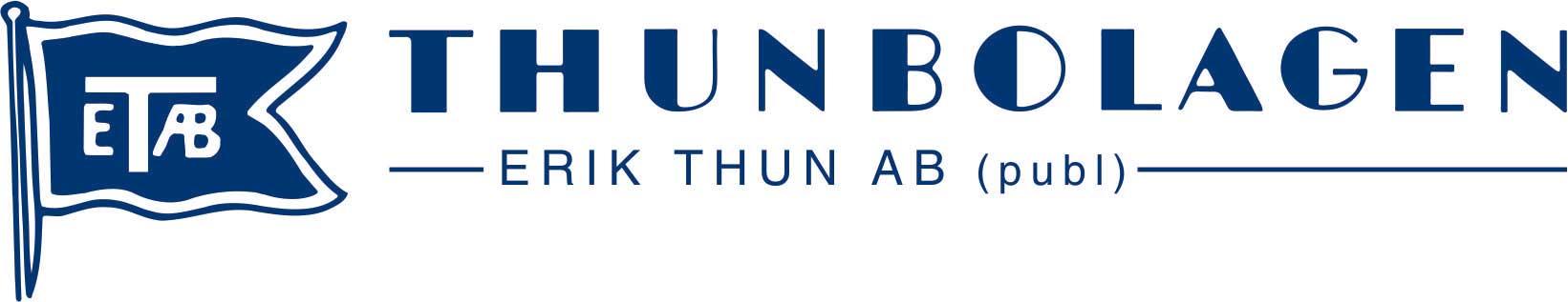 logotyp Thunbolagen