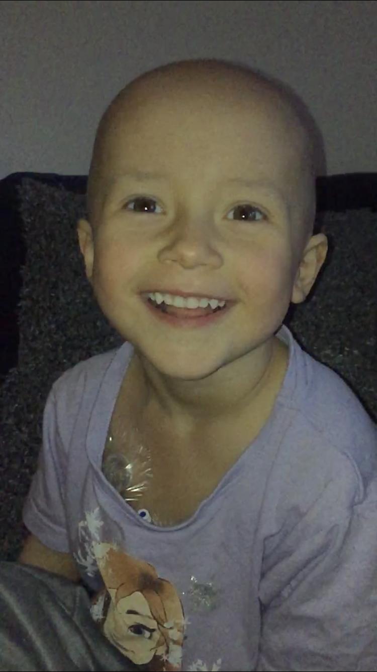 67ae1978 Vår fina Siri Elice Bakke | Barncancerfonden