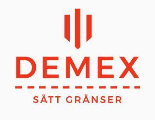 logotyp Demex AB