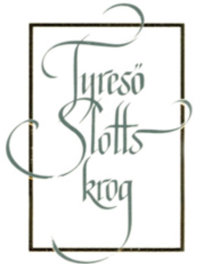 logotyp Tyresö Slottskrog