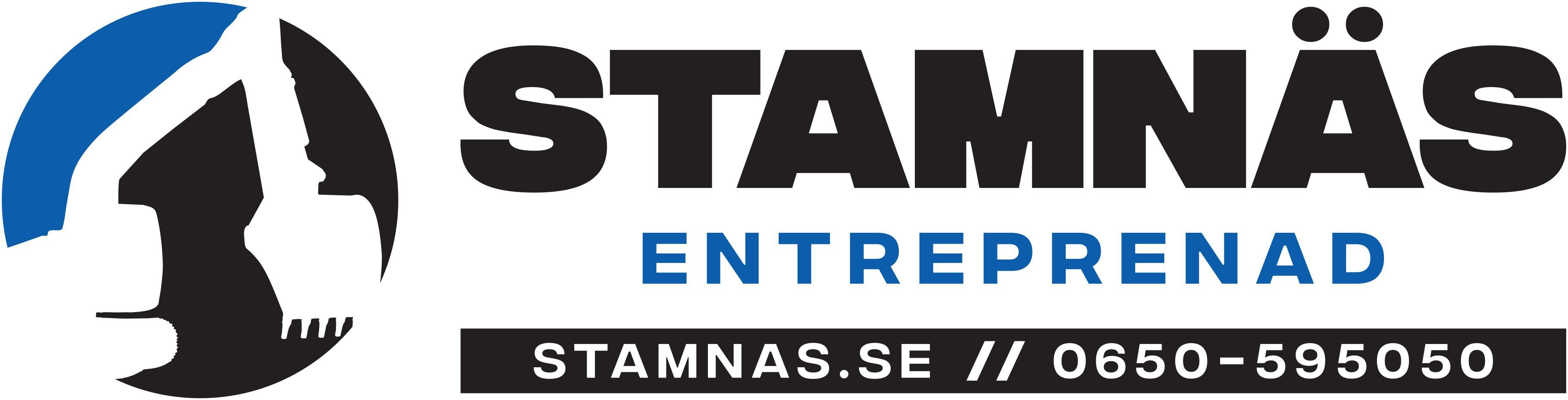 logotyp Stamnäs Entreprenad