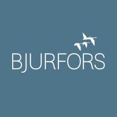 logotyp Bjurfors Tyresö
