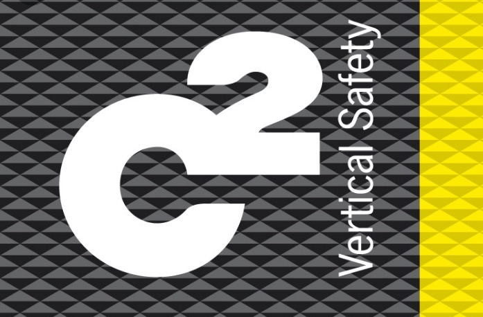 logotyp C2 Vertical Safety