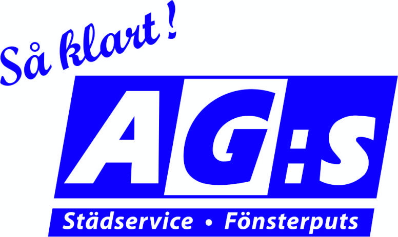 logotyp AG:s Städservice AB