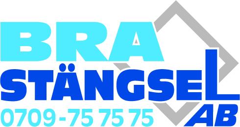 logotyp Bra Stängsel Ab