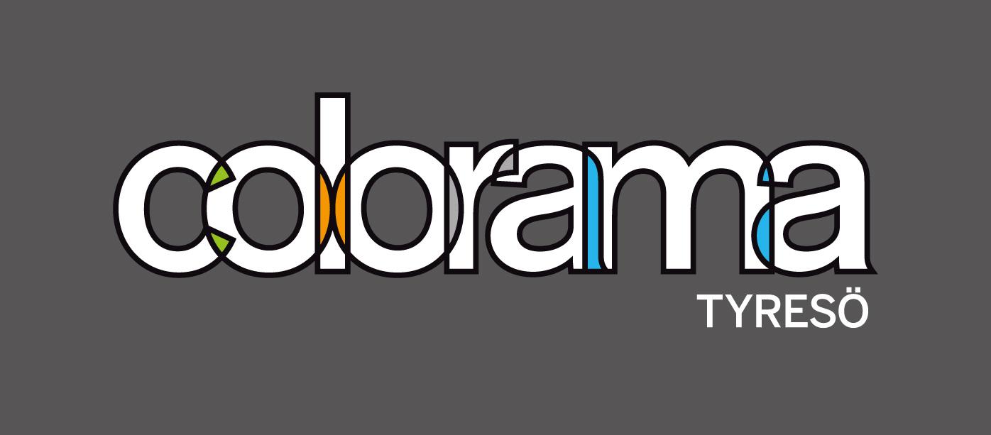 logotyp Trollbäckens Färg & Design AB