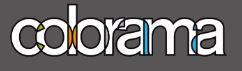 logotyp Colorama Trollbäcken