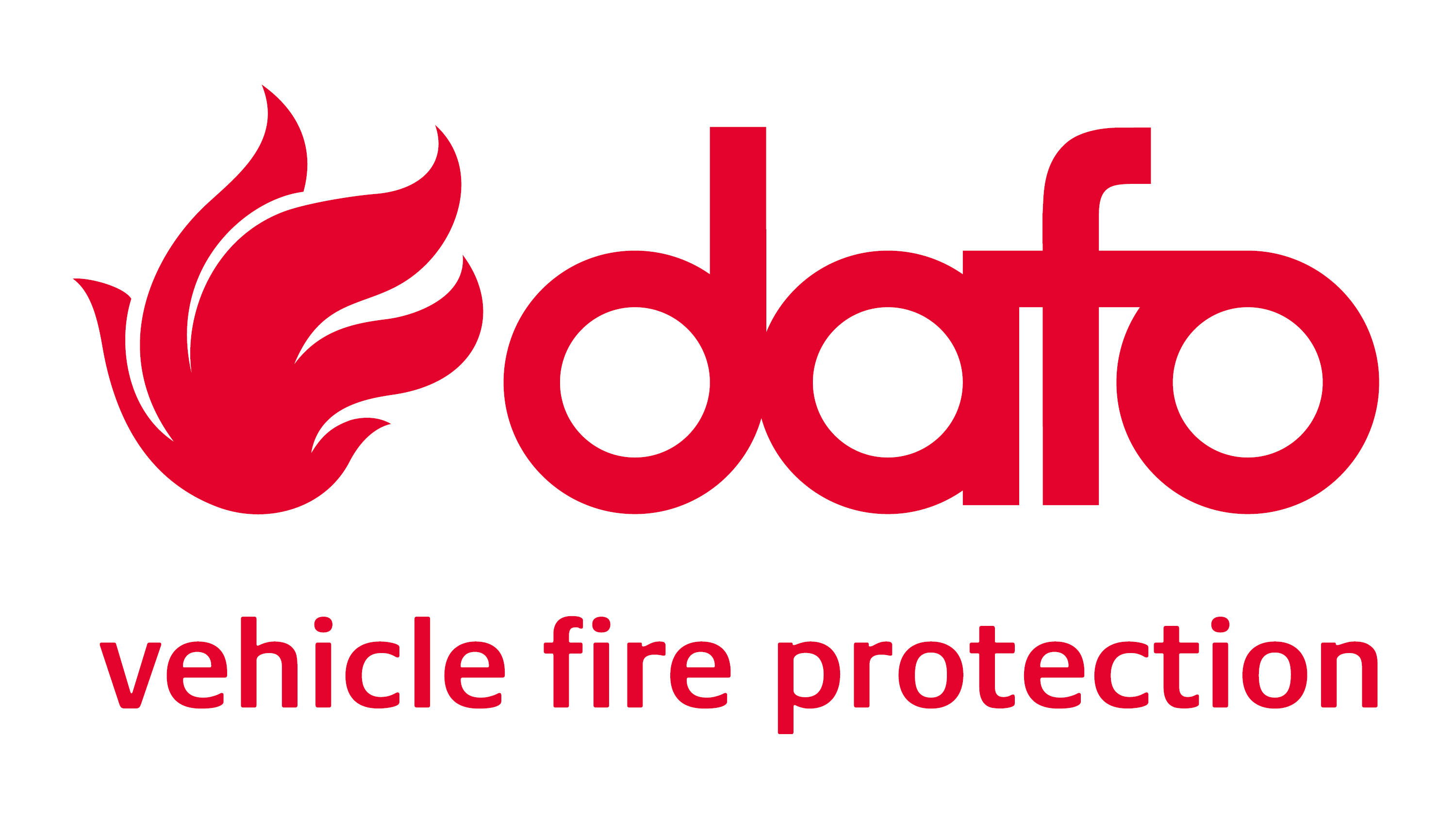 logotyp Dafo Vehicle Fire Protection AB