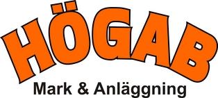 logotyp Högab Mark och Anläggning AB