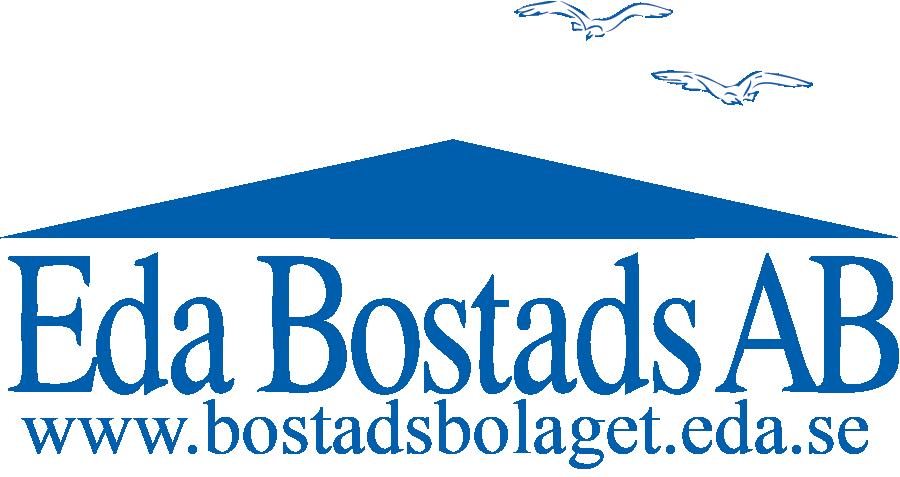 logotyp Eda Bostads AB