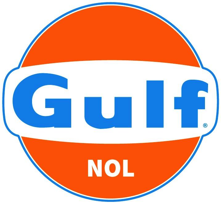 logotyp Gulf Nol