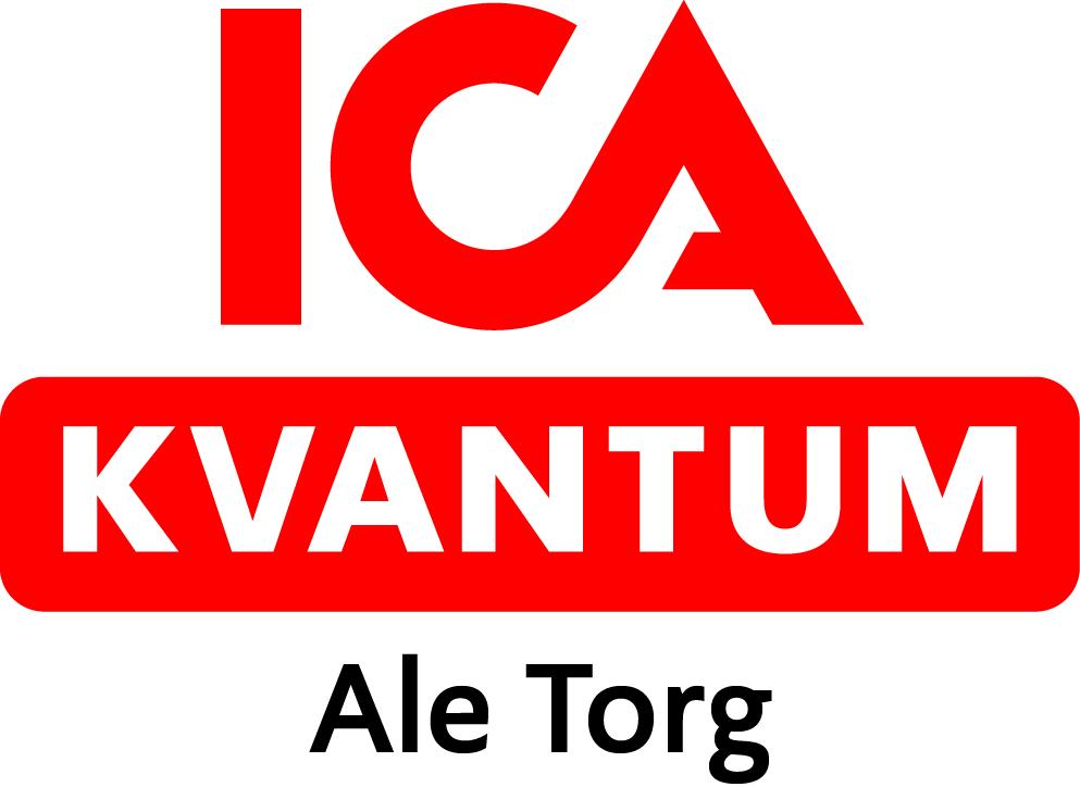 logotyp ICA Kvantum Ale Torg