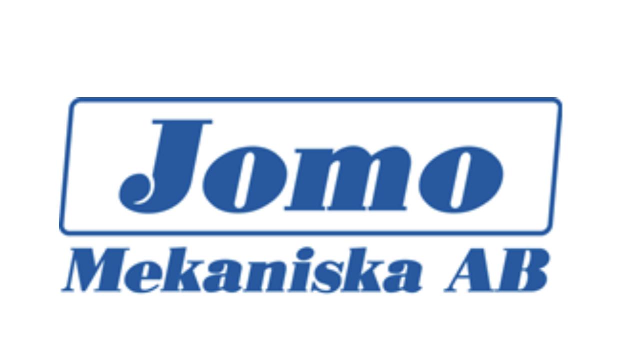 logotyp Jomo Mekaniska AB