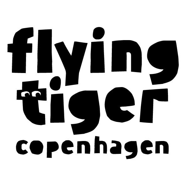 logotyp Flying Tiger Copenhagen