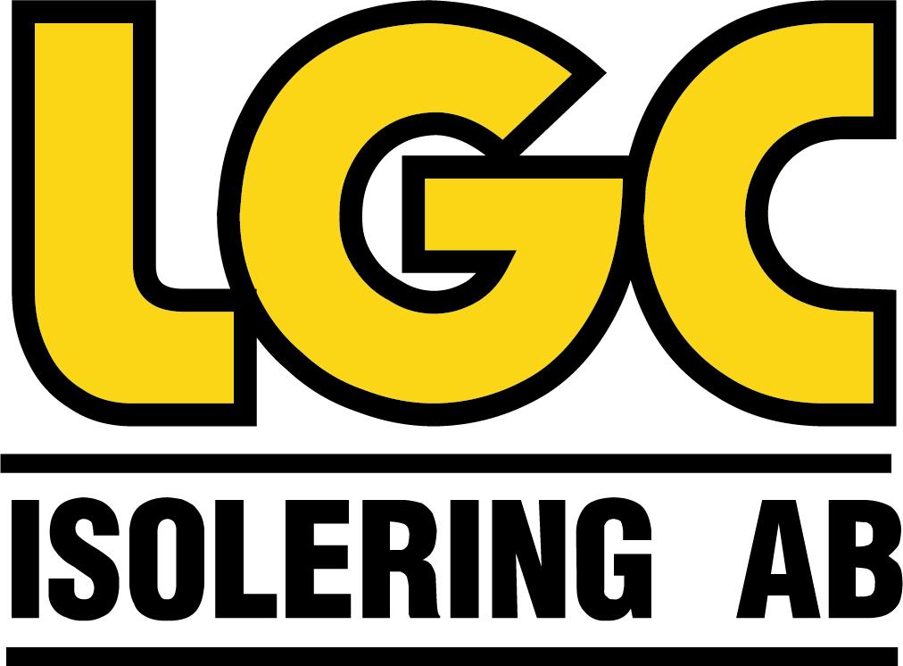 logotyp LGC Isolering AB
