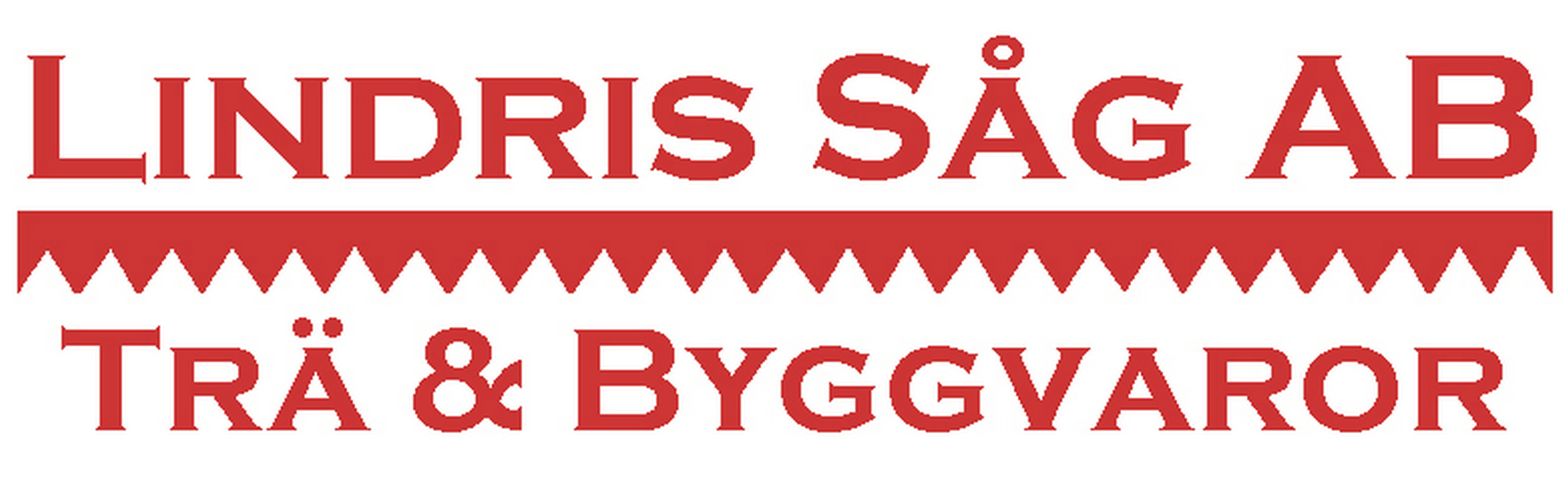 logotyp Lindris Såg AB