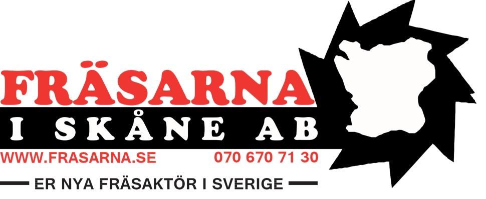 logotyp Fräsarna i Skåne A