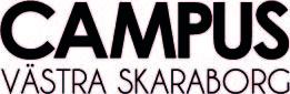 logotyp Campus Västra Skaraborg