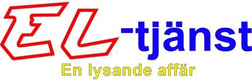 logotyp El-tjänst AH Eriksson AB
