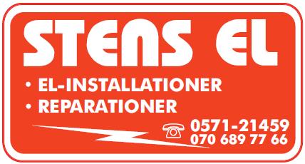 logotyp Stens EL