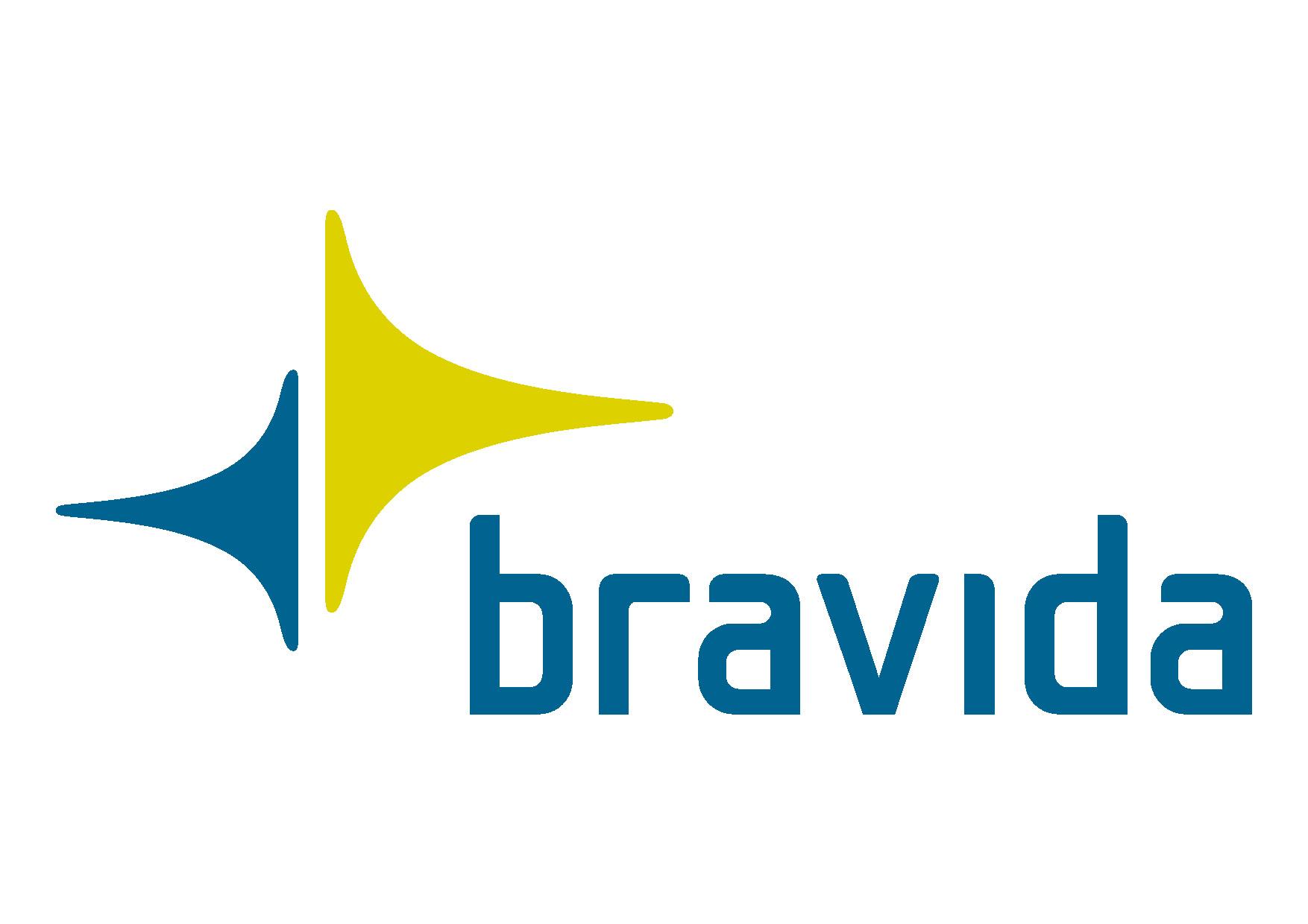 logotyp Bravida säkerhet syd