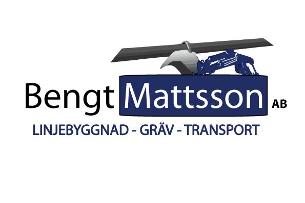 logotyp Bengt Mattsson i Bjuråker AB