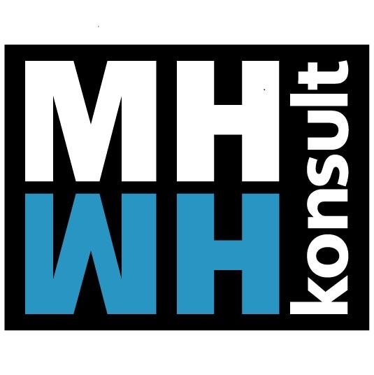 logotyp MH Konsult i Stenungsund AB