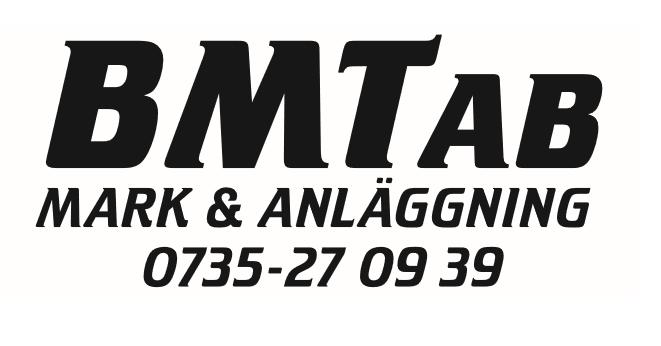 logotyp BMT AB