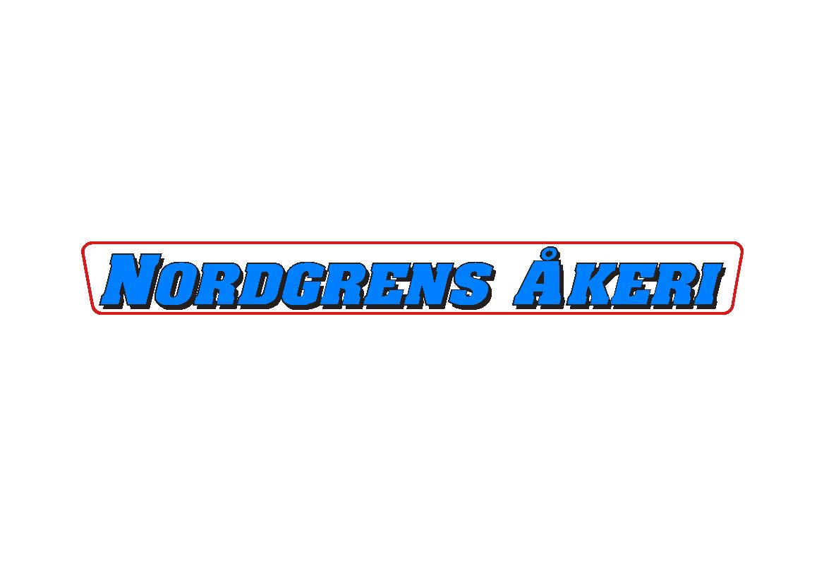 logotyp HL Nordgrens Åkeri AB
