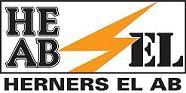 logotyp Herners El AB