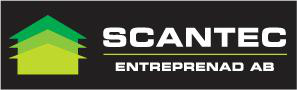 logotyp Scantec Entreprenad AB
