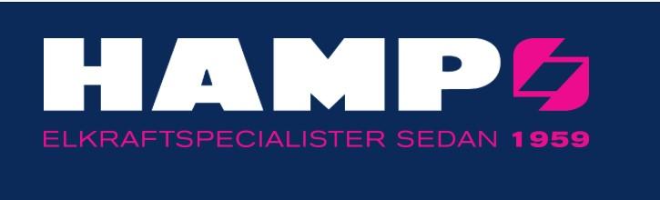 logotyp HAMP AB
