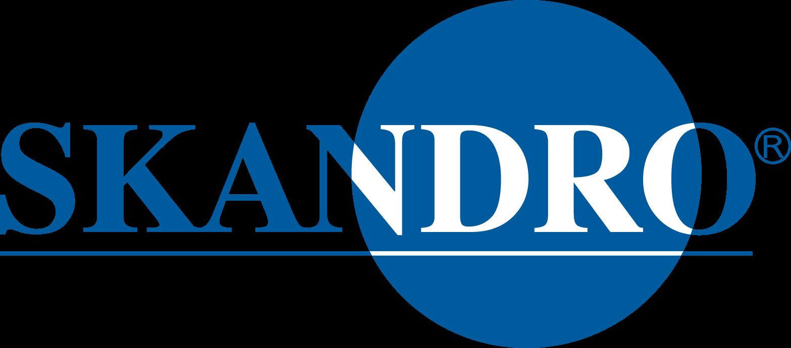 logotyp Skandro AB
