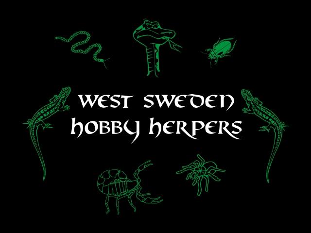 logotyp West Sweden Hobby Herpers