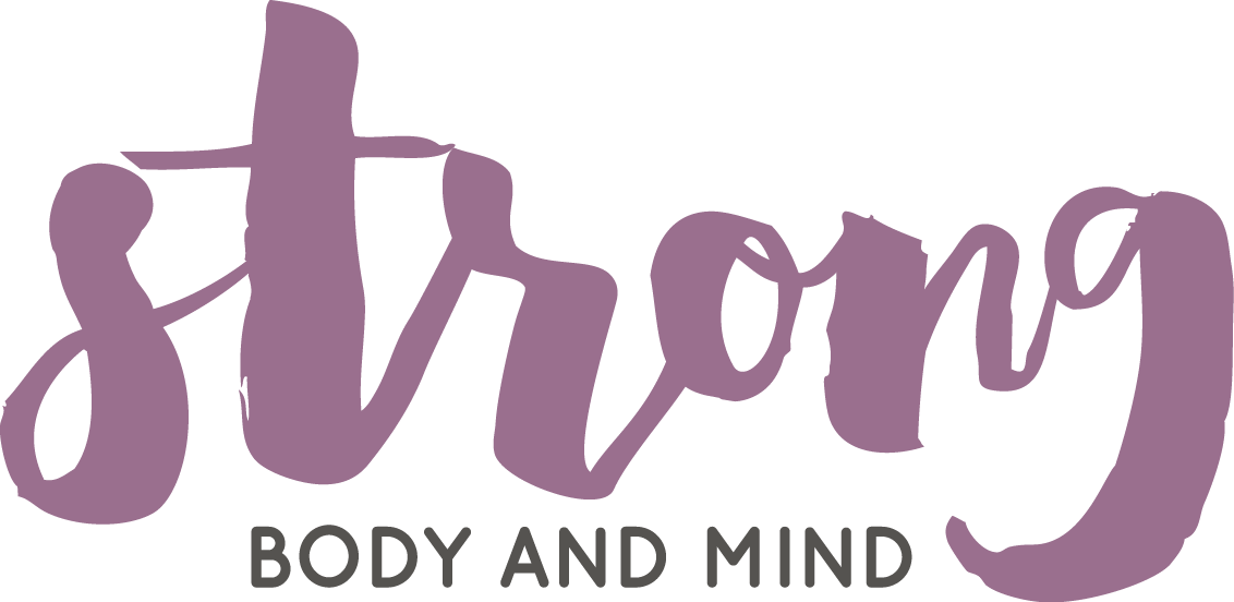 logotyp Strong Body and Mind