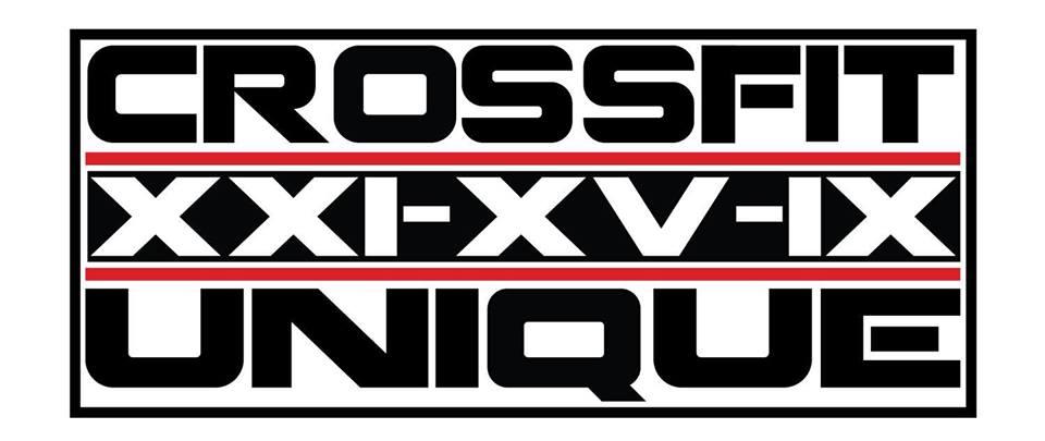 logotyp CrossFit Unique