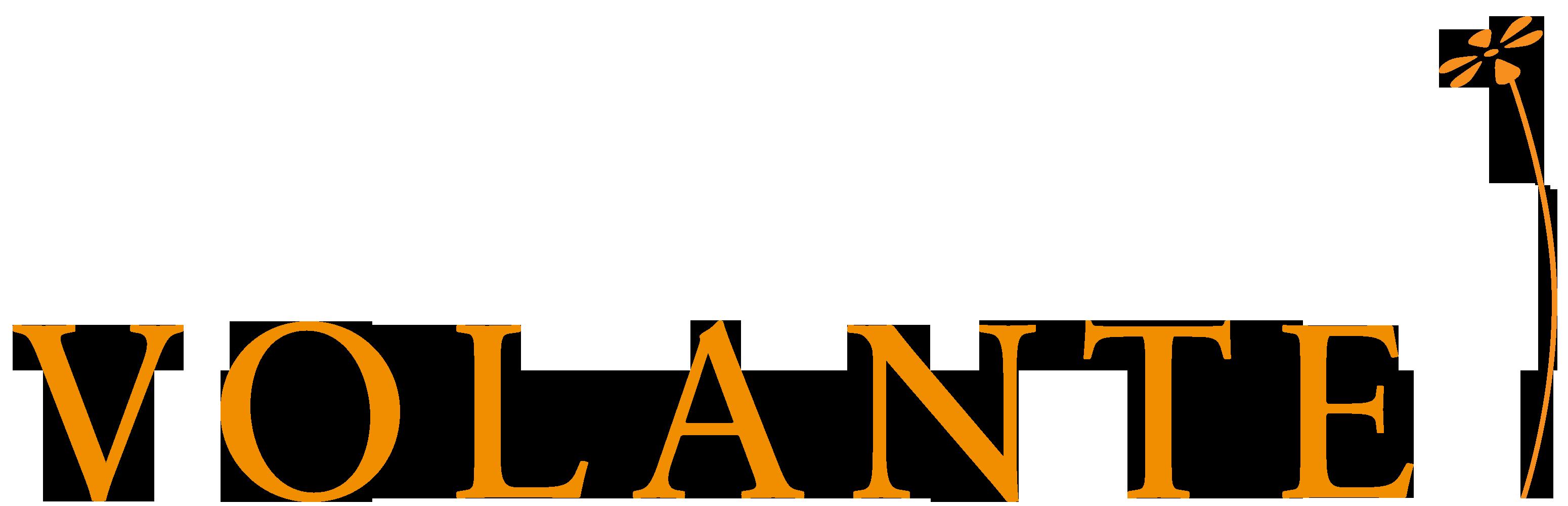 logotyp Volante förlag